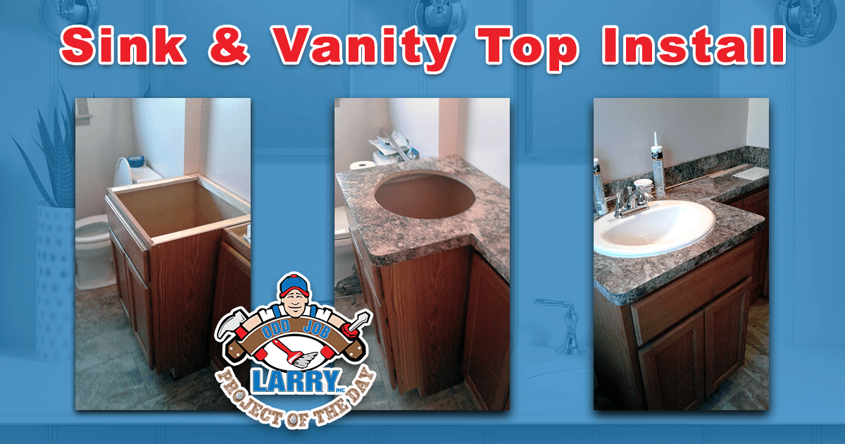 Sink & Vanity Installation