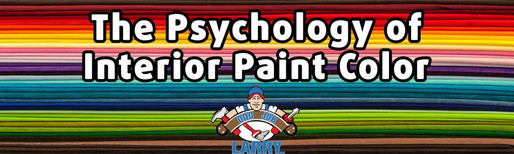 The Psychology of Interior Paint Color