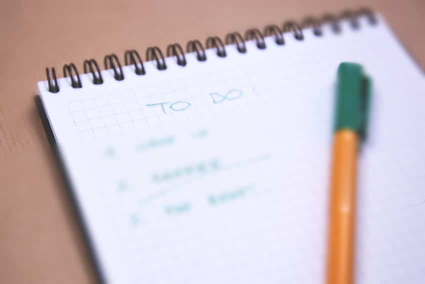 How to Manage a To-Do List