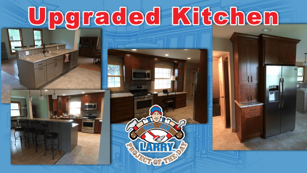 handyman kitchen remodel upgrade kenosha