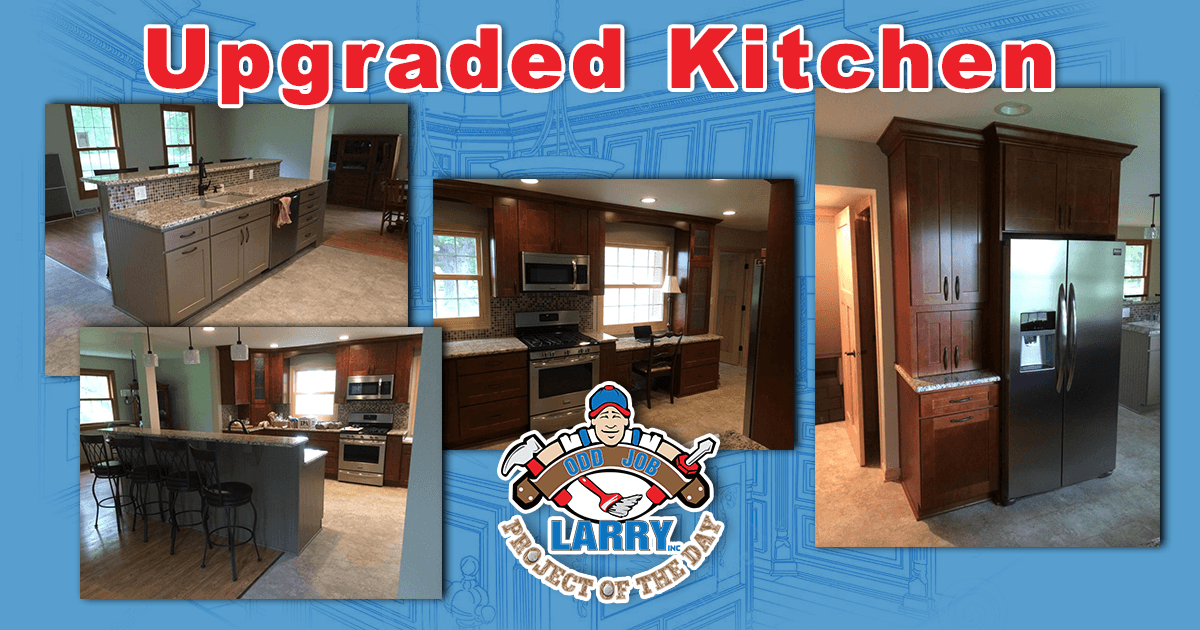 Upgraded Kitchen